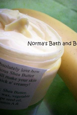 banana body lotion