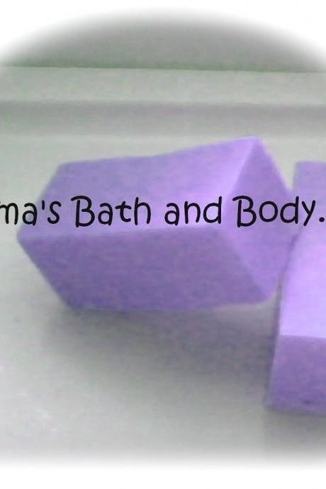 blackberry sage goats milk soap sample