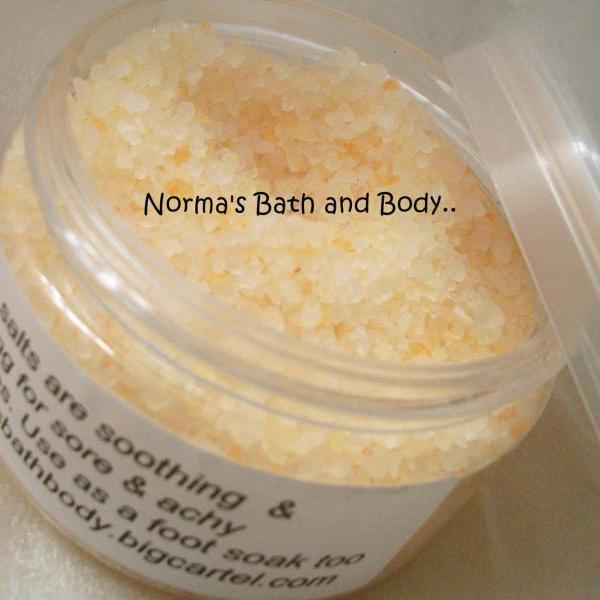banana bath salt