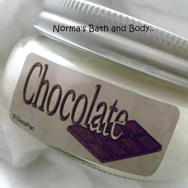 Chocolate Body Lotion- Skin Care- Dessert- Lotion- Beauty- Gifts- Handmade Body Lotion
